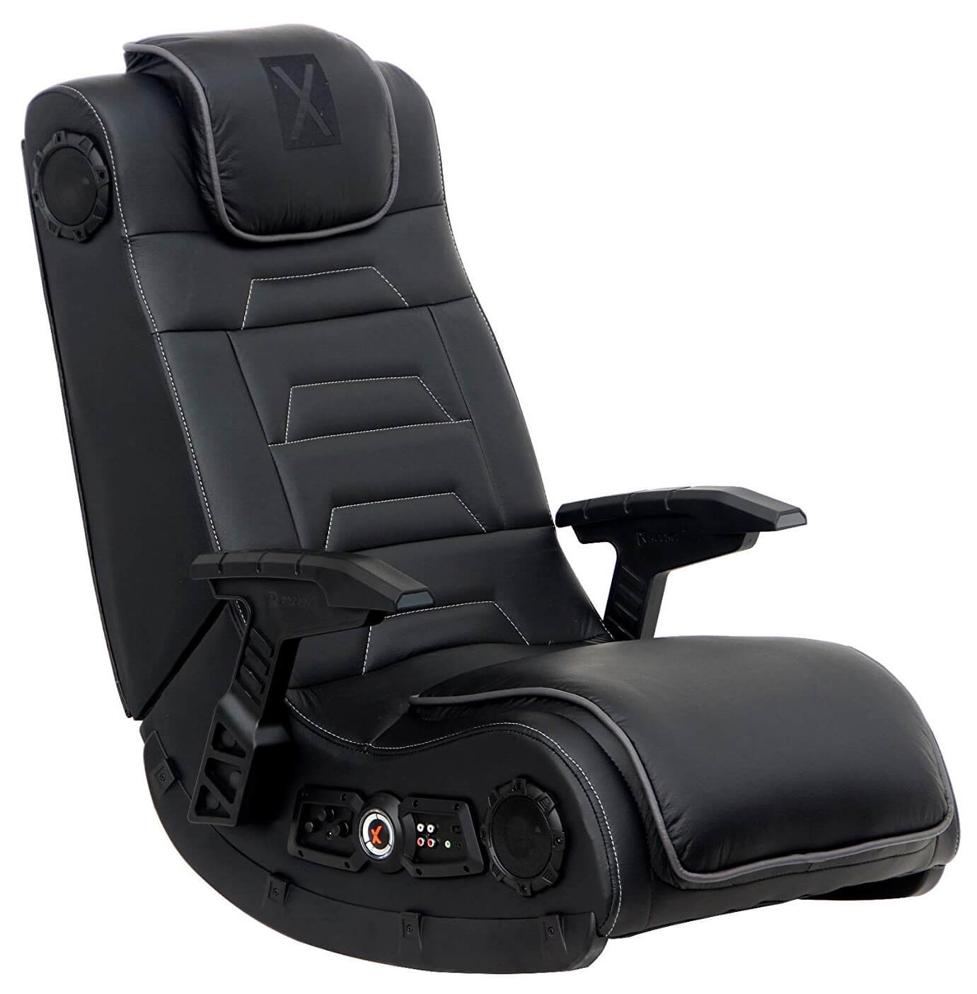 Game Chairs With Speakers Big And Tall Gaming Chair For Guys Heavy Duty Chairs