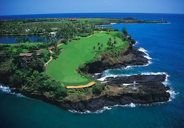 Kauai Marriott Resort  Ultimate Hawaii Vacations  Beach