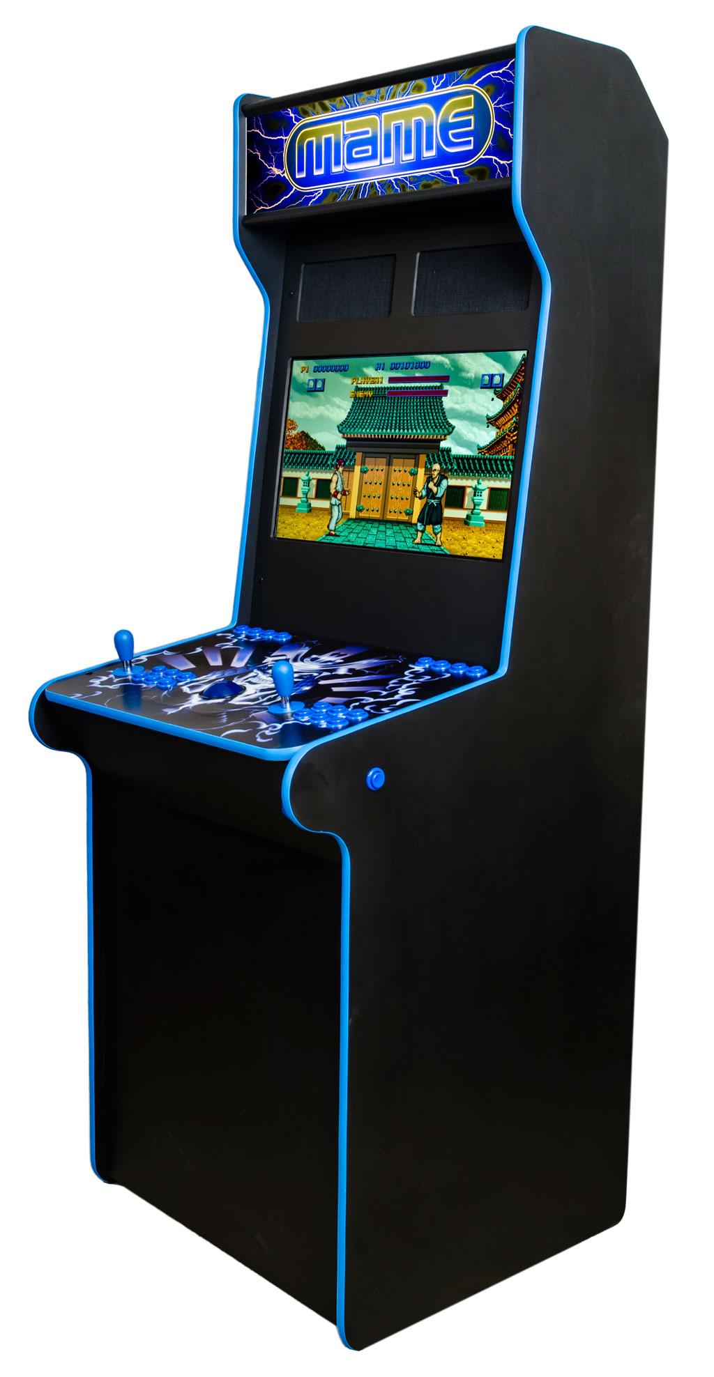 Custom twoplayer arcade cabinet  Ultimate Home Arcade