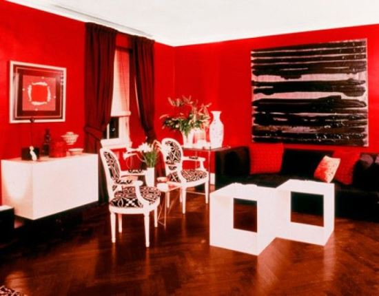 Red And Black Living Room 51 Red Living Room Ideas | Ultimate Home Ideas