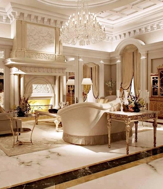 37 Fascinating Luxury Living Rooms Designs