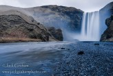 iceland waterfall by jack graham