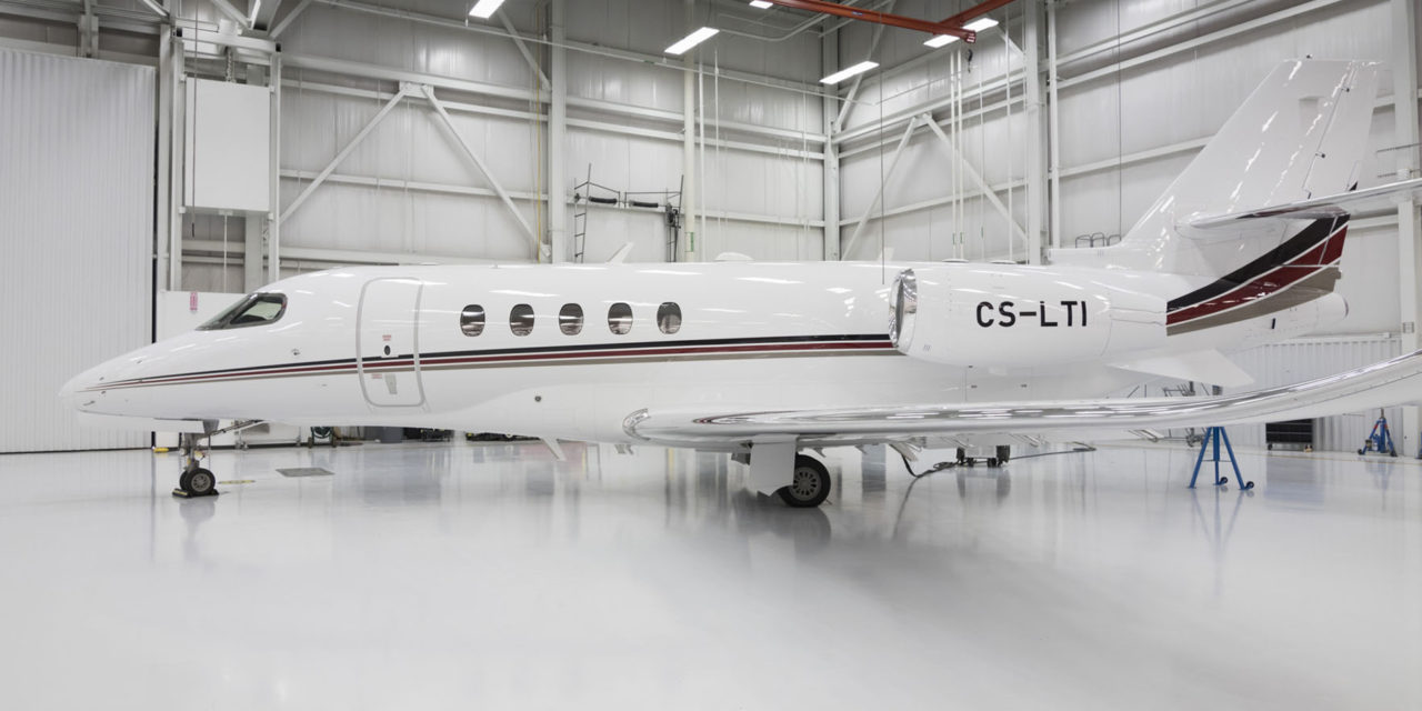 Textron Aviation Delivers the Ninth Citation Latitude to NetJets - Ultimate Jet | The Voice of Business Aviation since 2008
