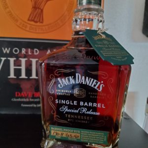 Jack daniels single barrel rye combines the smoothness of Jack Daniel's with a special rye-led mash bill 2020. It is bold and well-balanced