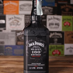 Jack Daniels whiskey Old No. 7 Tennessee Sour Mash Whiskey 750ML is ready only when our tasters say it is. We use our senses, just like Jack