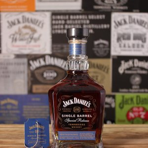 Jack Daniel's Single Barrel Heritage is a limited edition release to celebrates the early craftsmanship of the Jack Daniel Distillery.