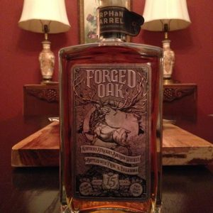 Get Orphan Barrel Forged Oak 15 Year Old Straight Bourbon Whiskey for $299.99. 20 % off Forged Oak is a statuesque whiskey with aromas