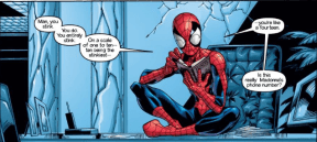 Spider-Man Discovers The World Of Reading