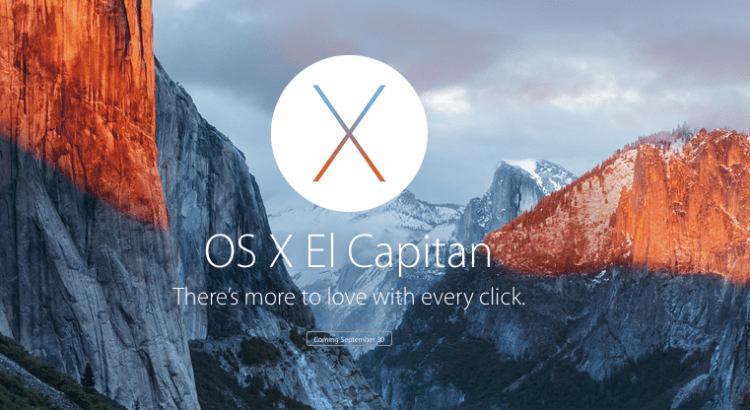Mac OS X El Capitan Review