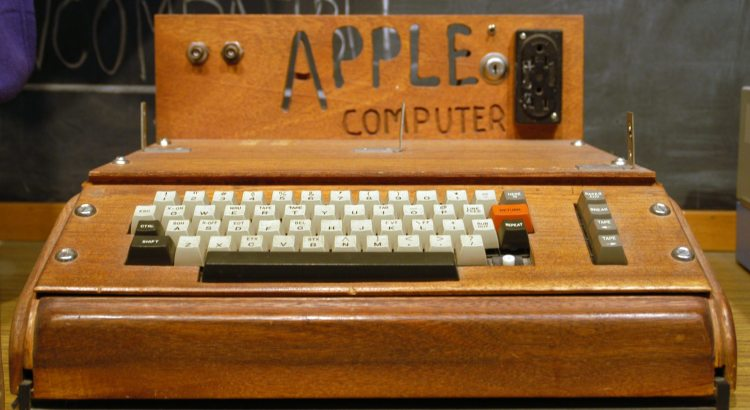 A Rare Apple I is Being Auctioned: Here's the Price