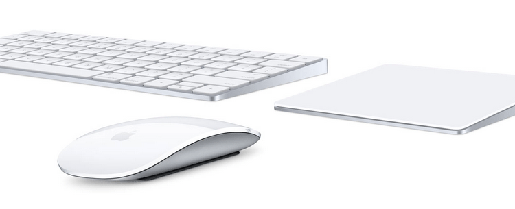 The New Upgrades to Apple's Standalone Keyboard, Trackpad and Mouse are Awesome