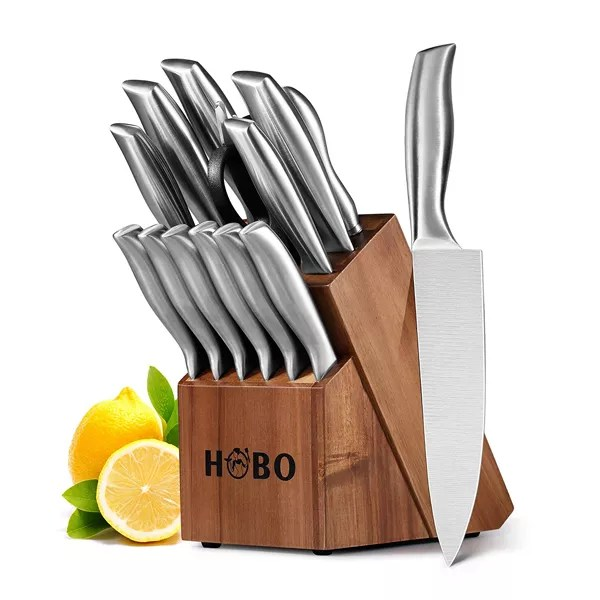 Knife Set For Him On His Birthday
