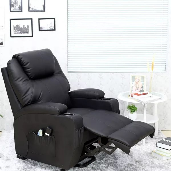Recliner Chair Extended