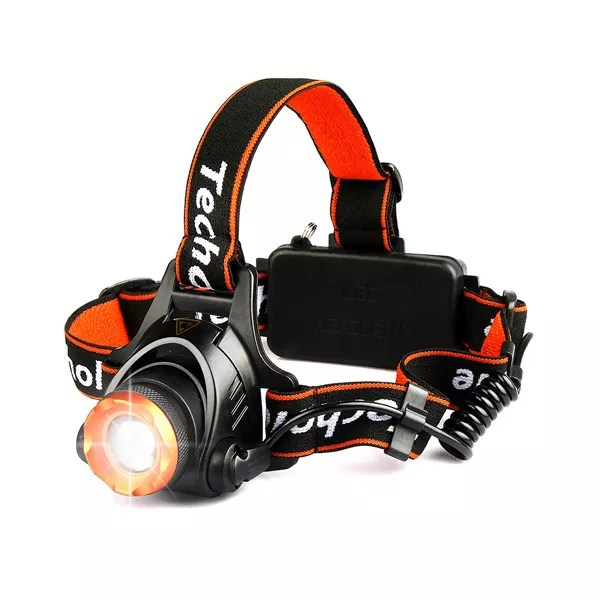 Modern LED Head Torch Gift Ideas For Men