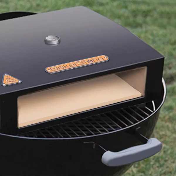 Pizza Oven Used On Any BBQ