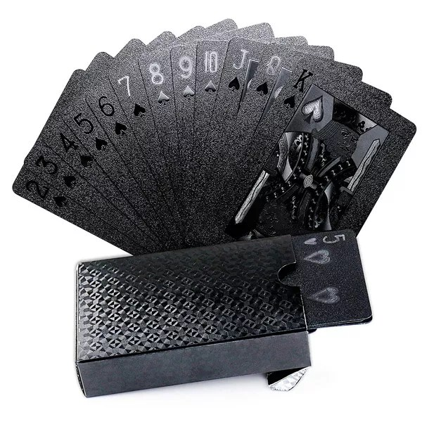 Foil Playing Cards
