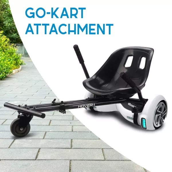 Hover Board Go Kart Attachment