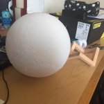 Ultimate Moon Lamp 12CM photo review
