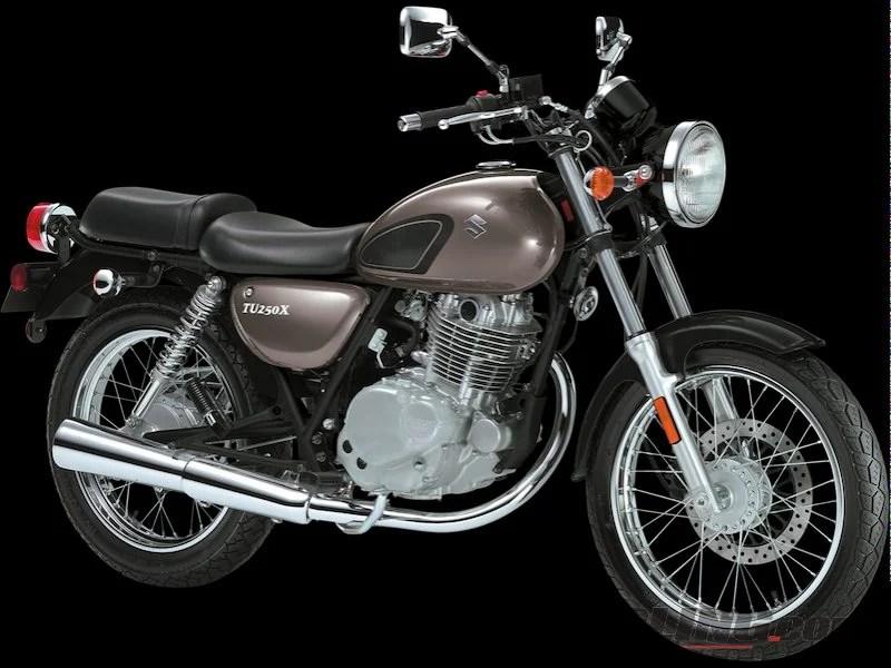 2011 Suzuki TU250  Preview  Ultimate MotorCycling Magazine