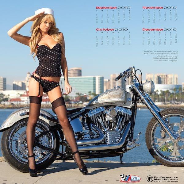 Female Iron Man Magazine Calendars