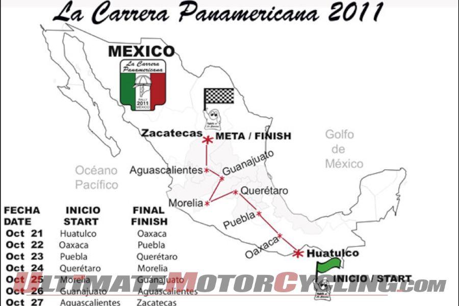 Ducati Multistrada to La Carrera Panamericana