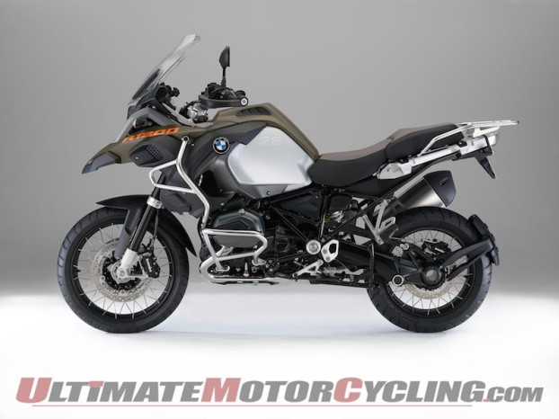 2014 BMW R 1200 GS Adventure | First Look Review