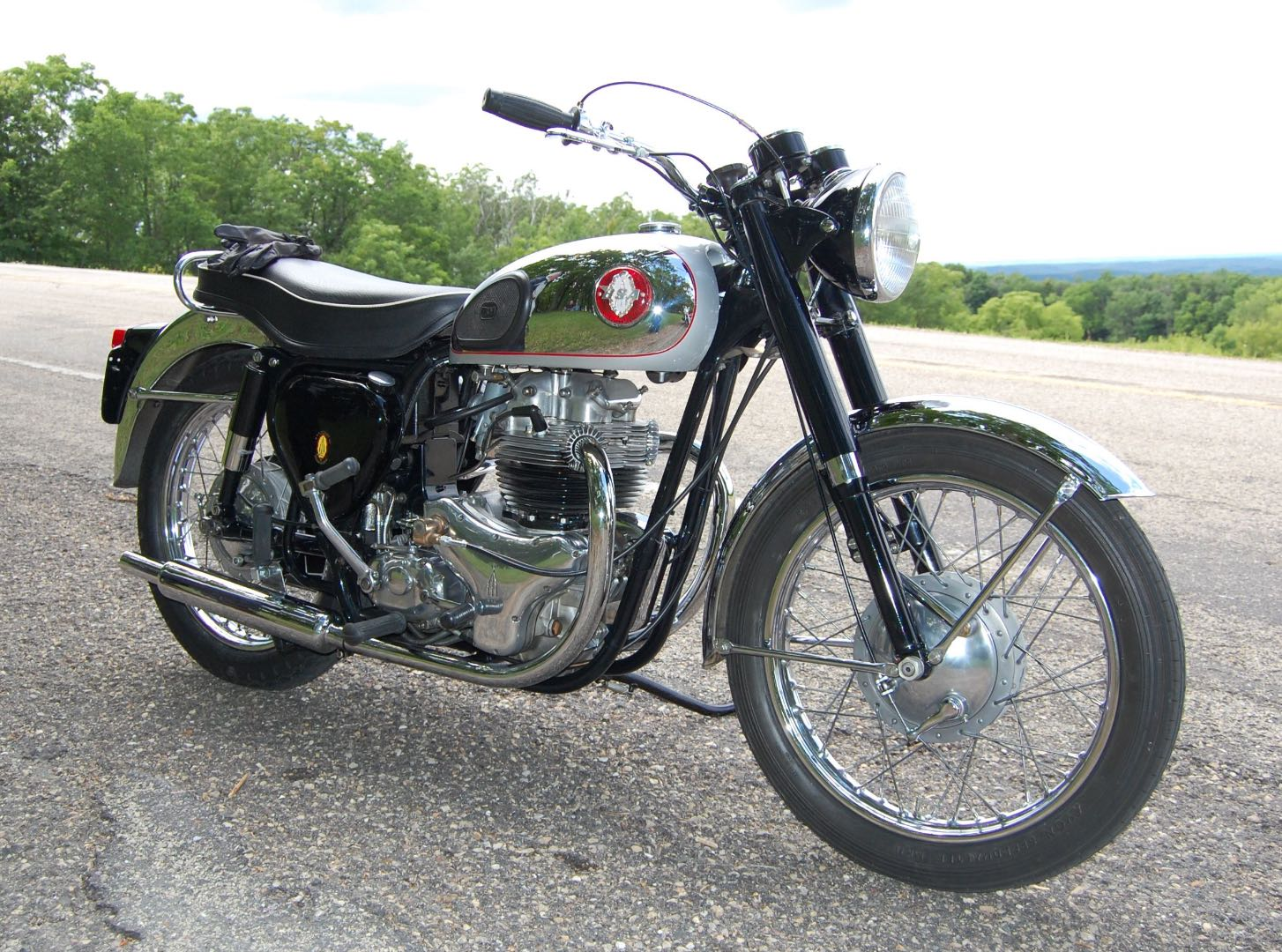hight resolution of india giant mahindra may be the answer 1959 bsa a10