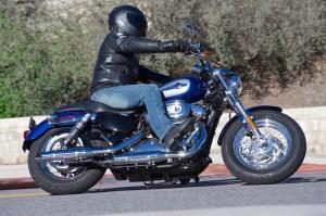 2017 HarleyDavidson Sportster 1200 Custom Review: Classic