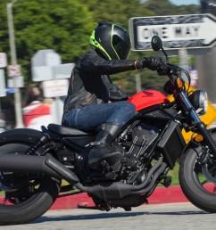 2017 honda rebel 500 first ride [ 1621 x 1080 Pixel ]