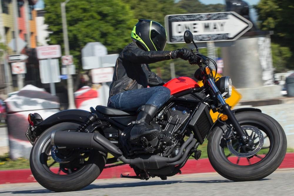medium resolution of 2017 honda rebel 500 first ride
