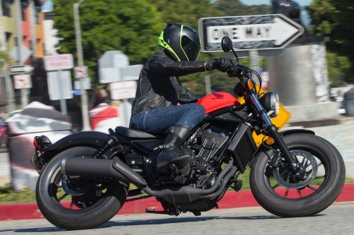 small resolution of 2017 honda rebel 500 first ride