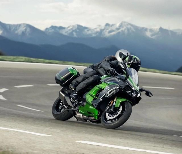 2018 Kawasaki H2 Sx Se Horsepower
