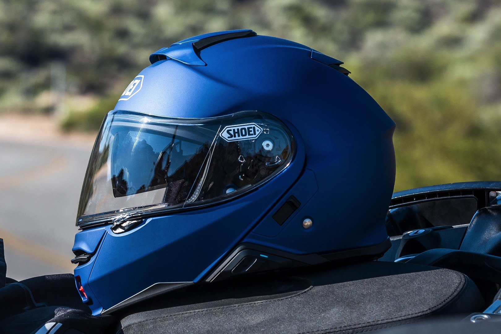 Shoei Neotec II Review  Motorcycle Touring Helmet and More
