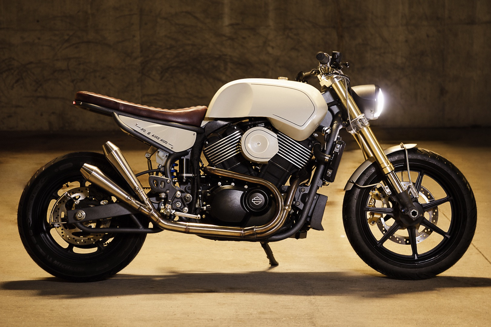 hight resolution of 8 wire motorcycles custom harley davidson street xg750 exposed