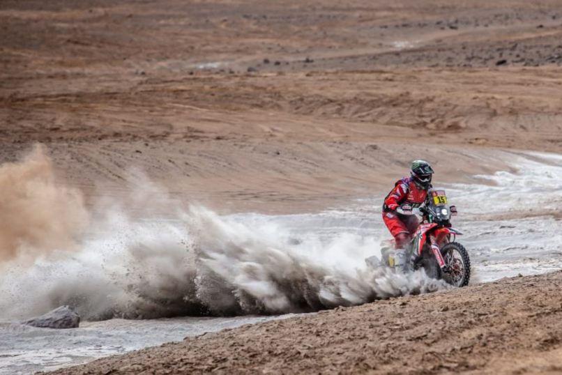 2019 Dakar Rally Stage 4 Results