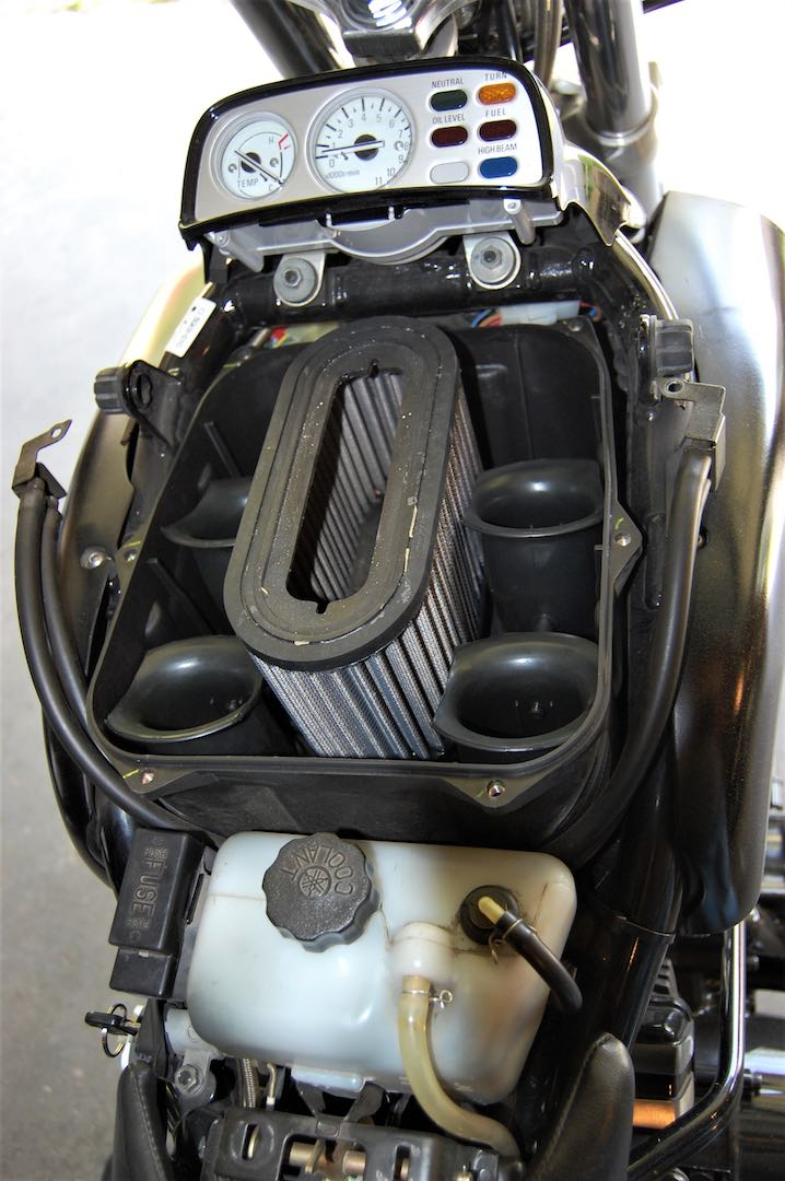 Tech Tip: The V-Max Diaries - Servicing the Air Filter