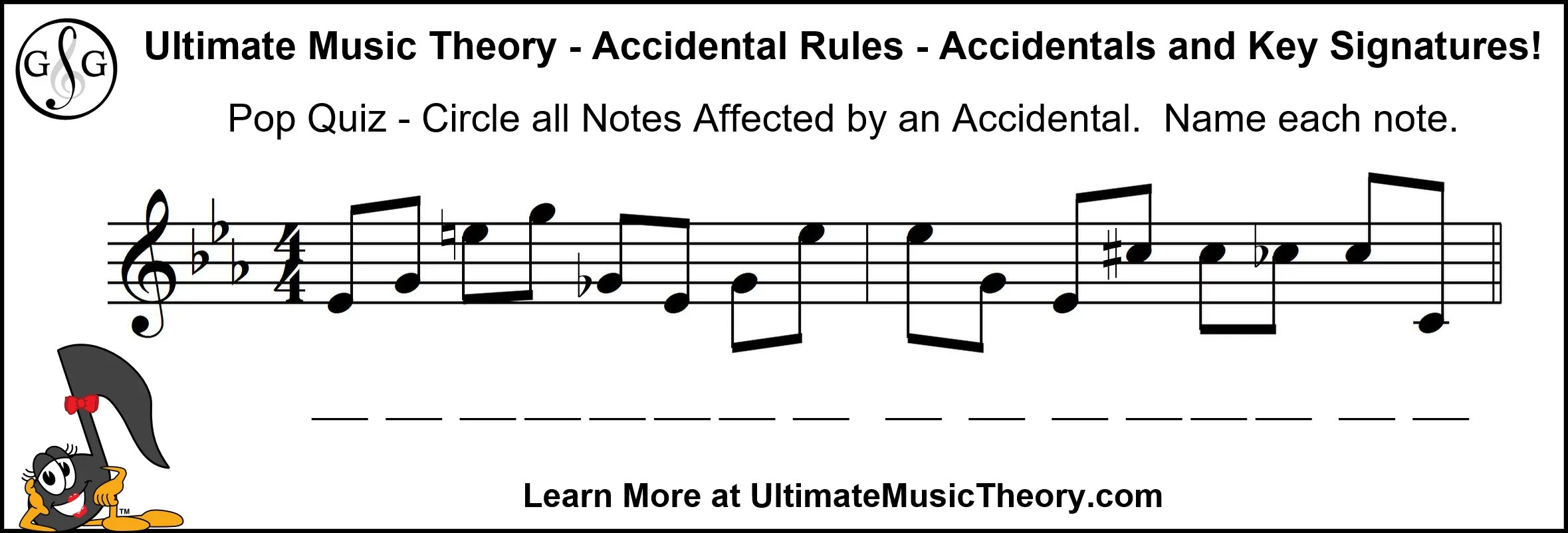 Accidental Rules