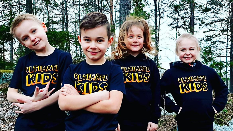 Ultimate Kids - 4 maj