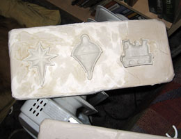 Paper Mache Ornaments, Step 9
