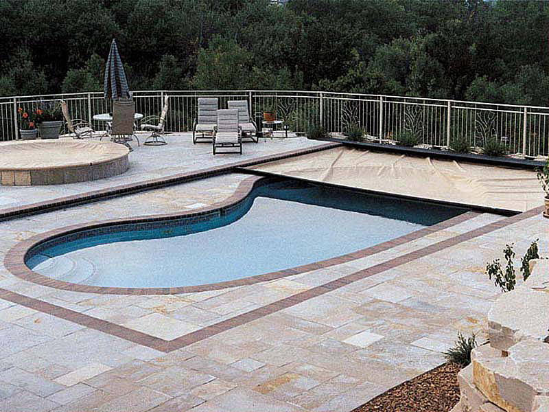 Pool Safety Covers The Ultimate In Pool Care
