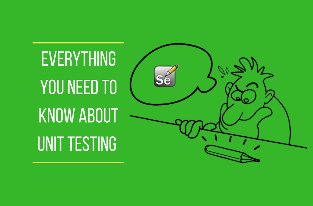 Quick and easy guide to unit testing