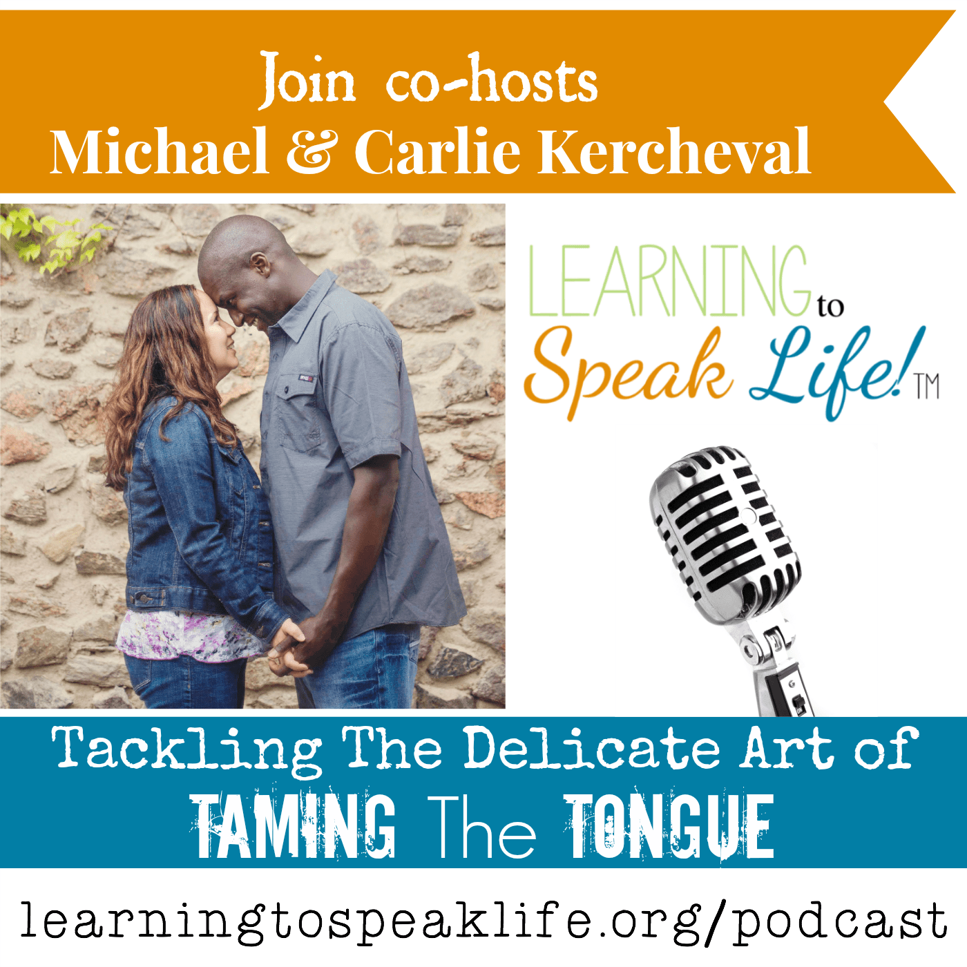 Learning To Speak Life Podcast Tackling The Delicate Art