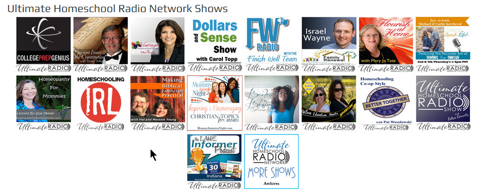 UltimateHomeschoolRadioNetworkShowHosts_2014