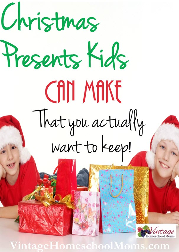 Christmas Gifts That You Can Make