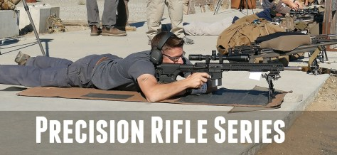 Ultimate reloader first precision rifle series