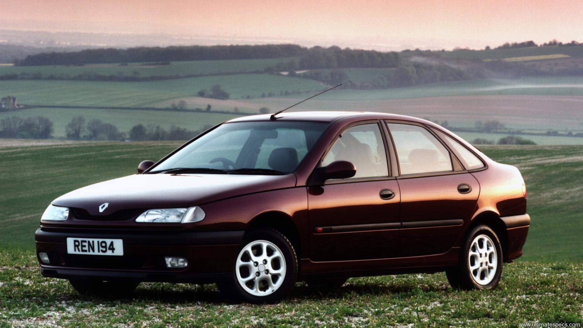 Renault Laguna 1 Phase 1 Wallpaper 2300