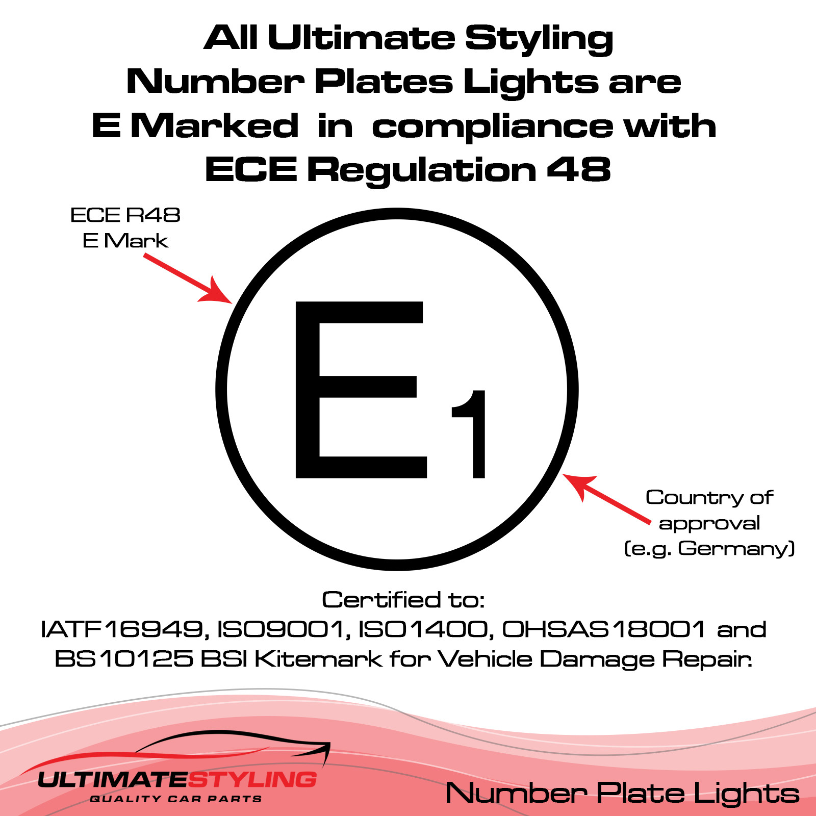 hight resolution of  citroen relay fiat ducato peugeot boxer rear number plate light universal lh