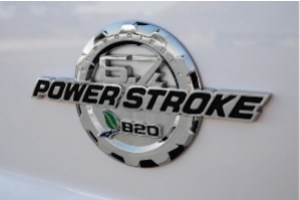 Look up your PowerStroke maintenance details
