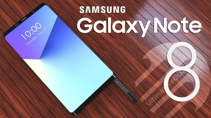 Samsung Galaxy Note 8 - Leaked Photos, Specs, Price & Release Date