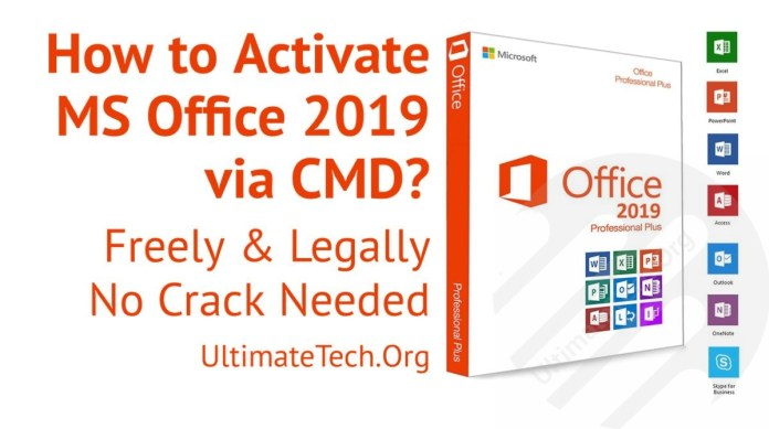 How to Activate Microsoft Office 2019 for FREE legally [No Crack Needed]